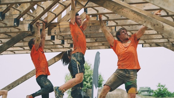 We work, we challenge, we run!
