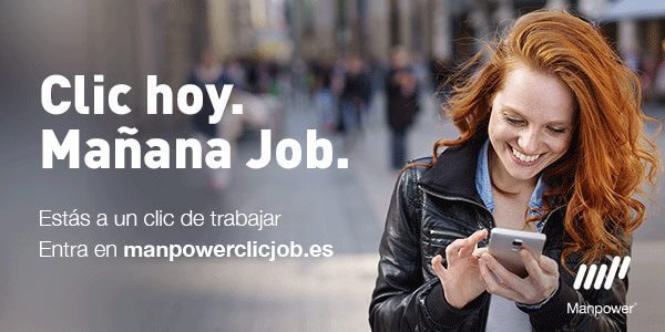 encontrar trabajo manpower