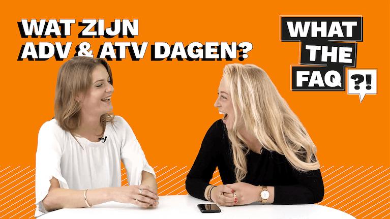 Wat zijn ADV- en ATV-dagen?