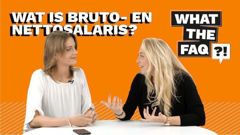 Wat is bruto- en nettosalaris?