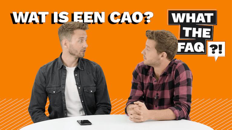 Wat is een CAO?