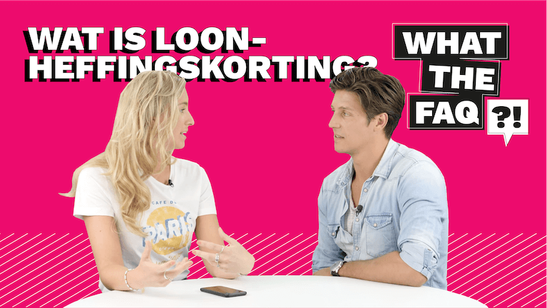 Wat is loonheffinskorting?