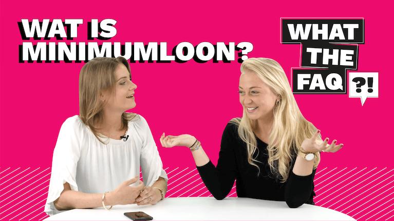 Wat is minimumloon?