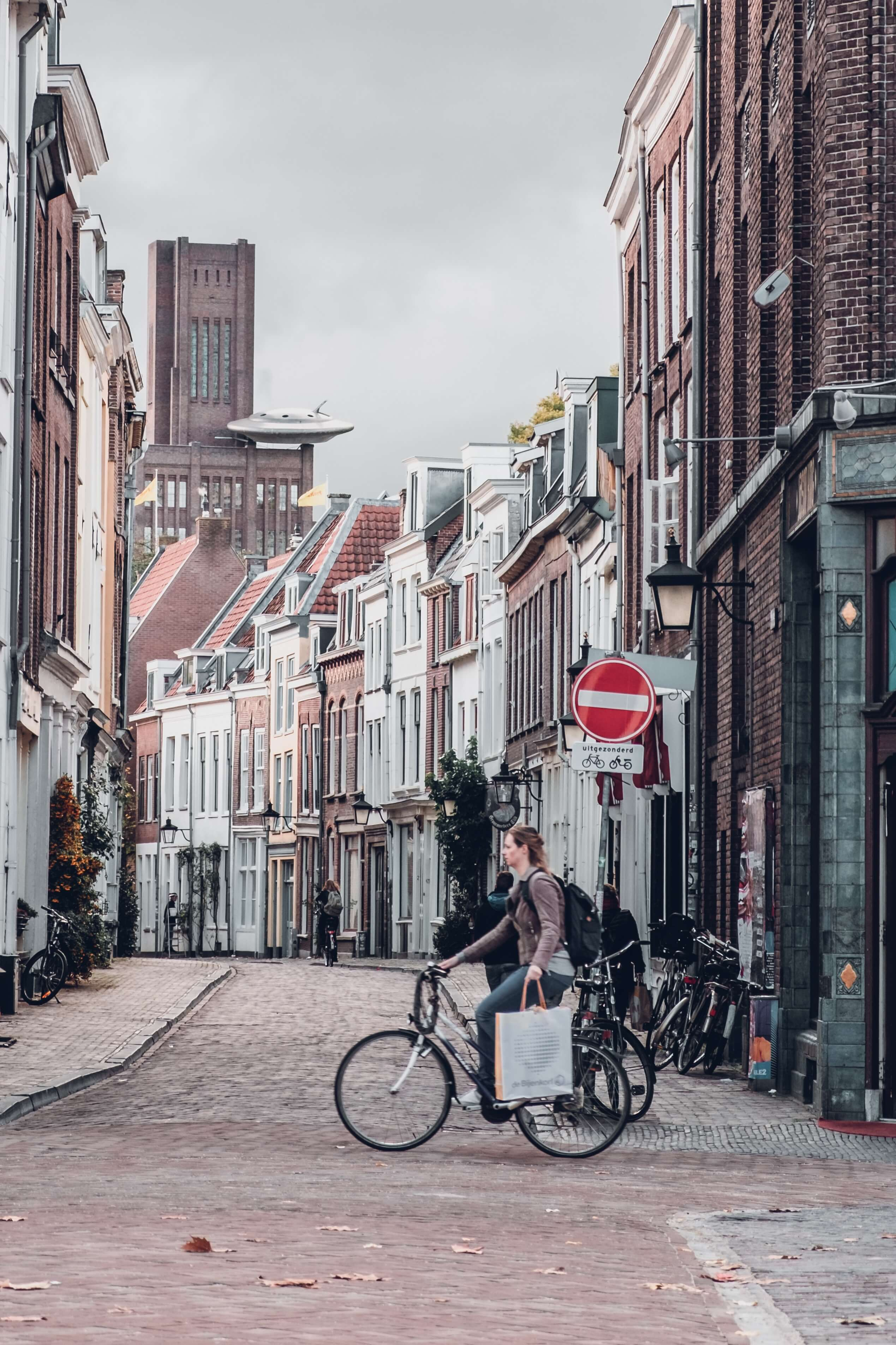 In den Niederlanden arbeiten