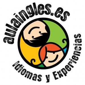 Aula inglés logo