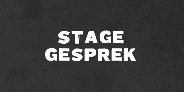 stagegesprek tips