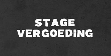 Stagevergoeding