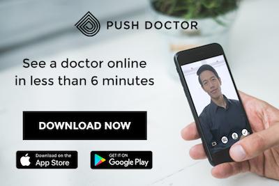 Banner Push Doctor