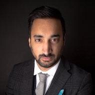 Shailen Ramnares, Schadeadviseur bij Klant Contact Services (Achmea)