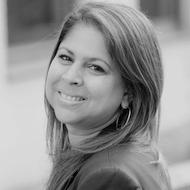 Fauzia Asruf, commercieel administratief medewerker bij Rabobank