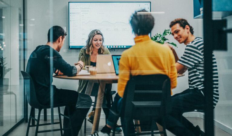 online marketing traineeship
