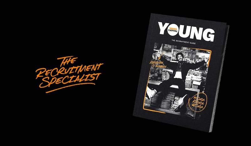 YOUNG: hét magazine van YoungCapital over jongeren en werk