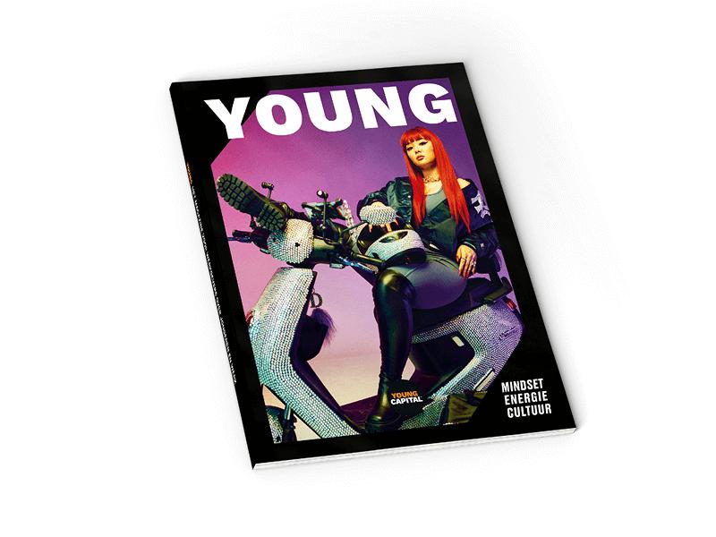 Bestel nu gratis de YOUNG Magazine!