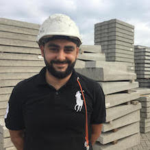 Omer Ciger - Operations trainee