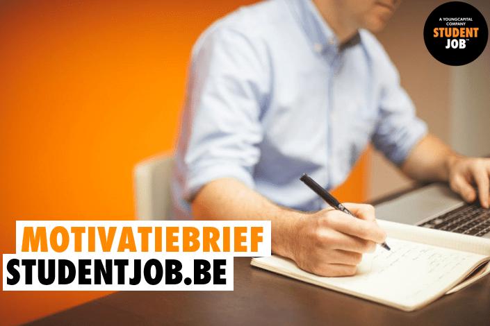 Motivatiebrief studentjob